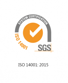 ISO 14001:2015 環境管理系統