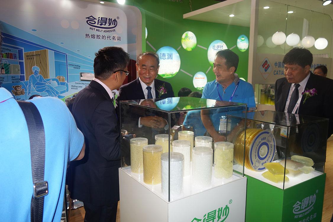 中國國際膠粘劑及密封劑展
