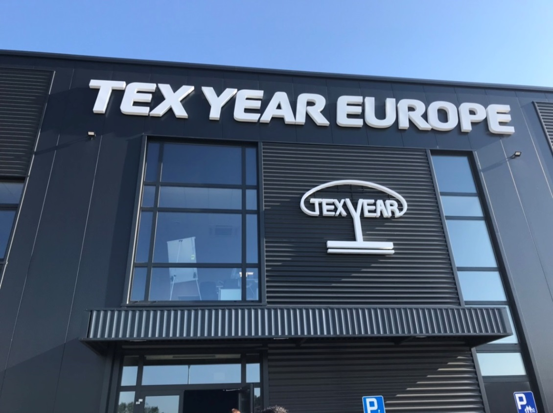 Tex Year Europe new factory & office building