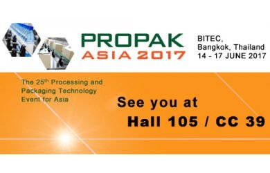 Meet Tex Year at ProPack Asia 2017