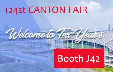 Meet Tex Year at 2018 Canton Fair Complex