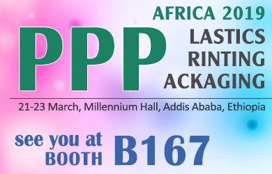 Meet Tex Year at Africa 2019 Plastics Printing Packaging Expo
